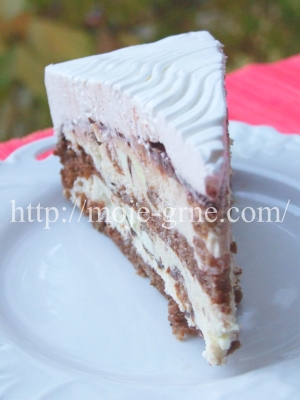 torta sa belom cokoladom