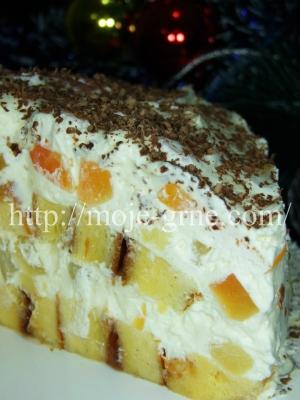 torta sa rolatima i ananasom