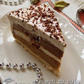 Torta od kafe i cokolade