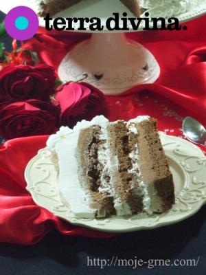 cokoladna torta valentinovo