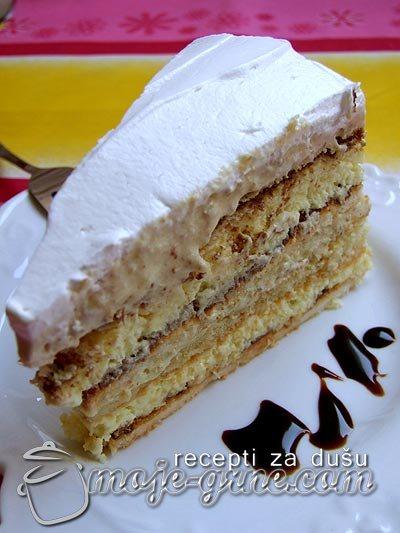 """Tetkina"" torta"