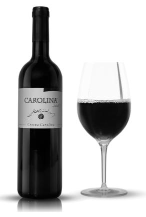 carolina-crvena Terra Divina
