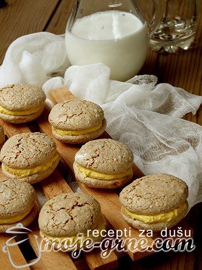 Padobranci - domaći Macarons