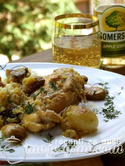 Somersby piletina