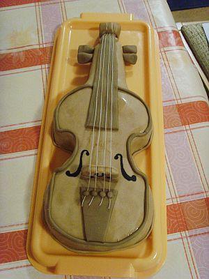 violina torta