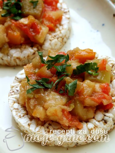 Kyopolou - salata od povrća