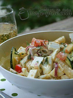letnja sarena salata
