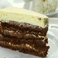 Posna rum torta