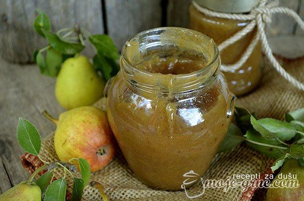Aromatična marmelada od krušaka