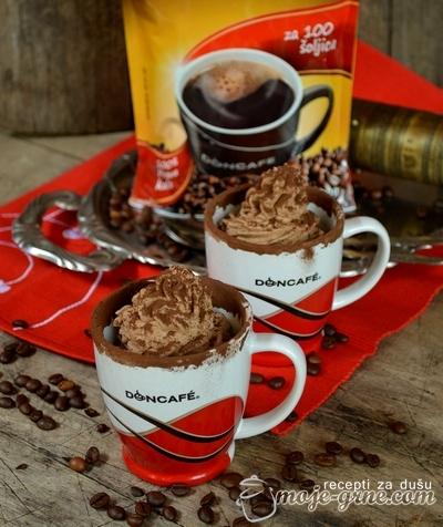 Instant kafe mus