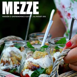 MEZZE - magazin o gastronomskoj kulturi