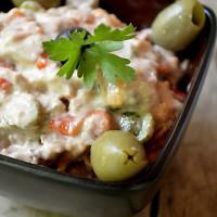 Salata od tunjevine