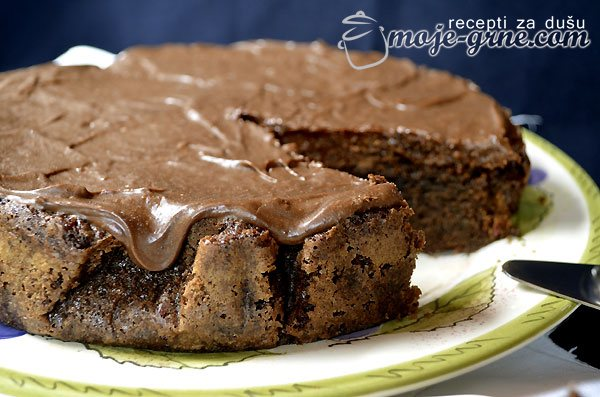 Čokoladna torta sa cveklom