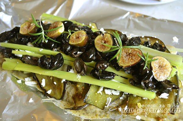 "Nadeveni fileti pangasiusa - ""Vegeta"" mariniranje"