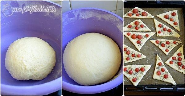 Trouglovi sa paradajzom
