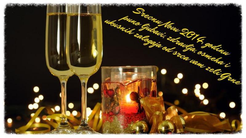 Srećna Nova 2014. godina