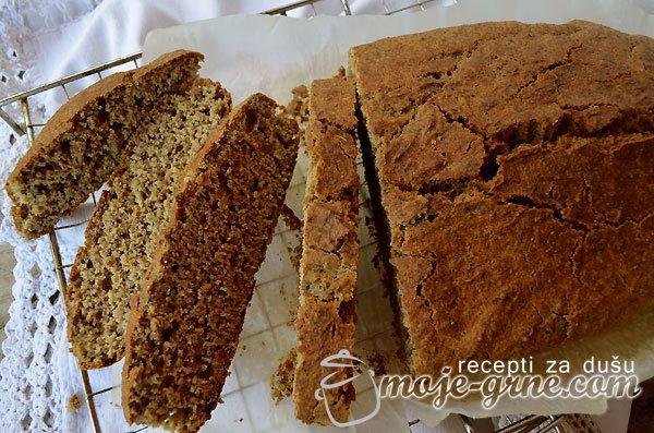 Beskvasni hleb po metodu hrono ishrane dr. Gifing