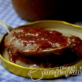 Domaći sos za roštilj - BBQ sauce