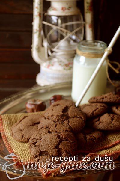Keks sa čokoladom