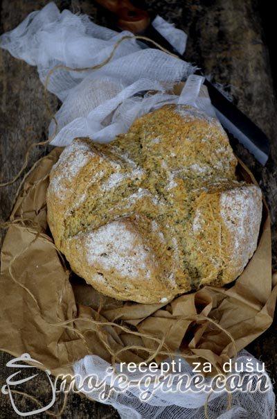 Irski soda hleb
