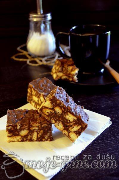Lenji kolač - Lazy cake