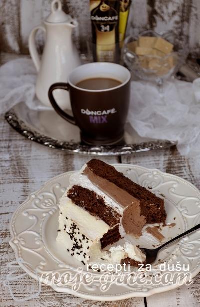 Nugat torta
