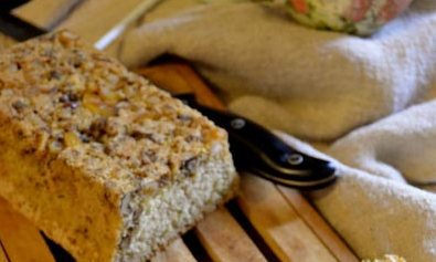 Šareni biskvitni hleb
