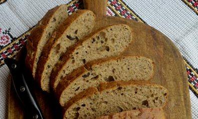 Hleb sa maslinama