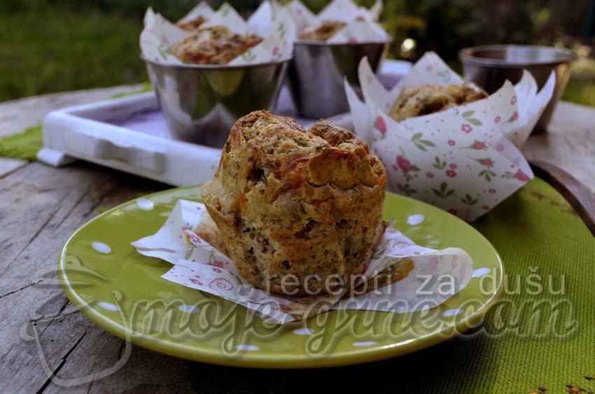 Slani kolač sa začinskim travama