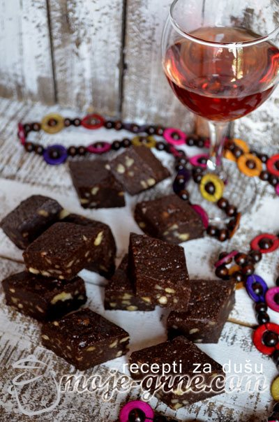 Kocke od čokolade