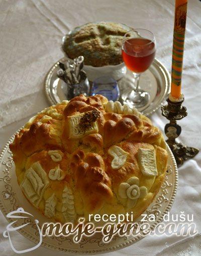 Mrsni slavski kolač