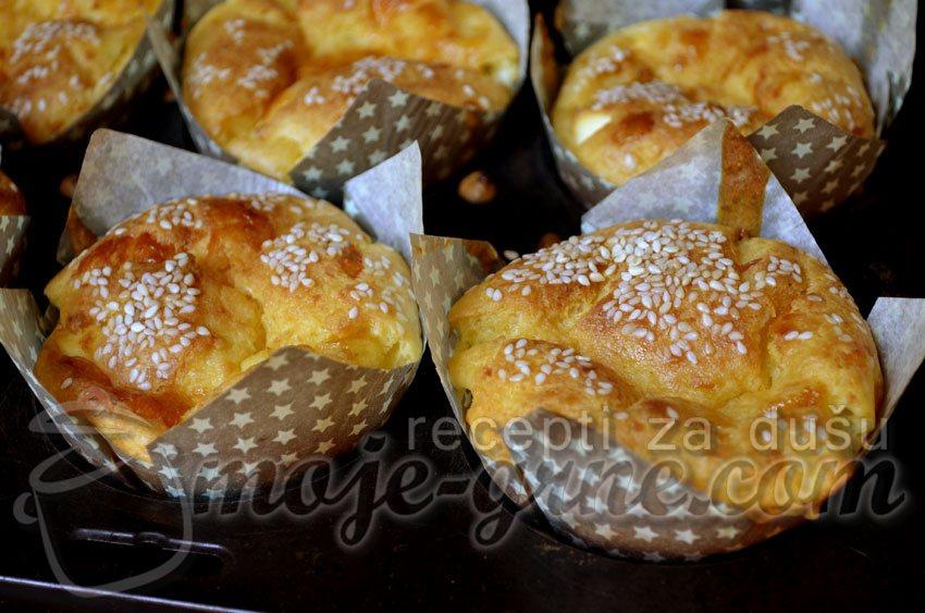 Pitice sa tri vrste sira