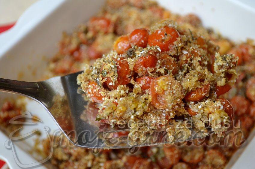 Zapečeni čeri paradajz