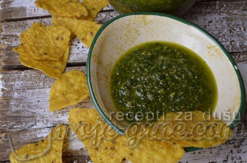 Zelena salsa