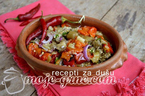 Orijentalna salata