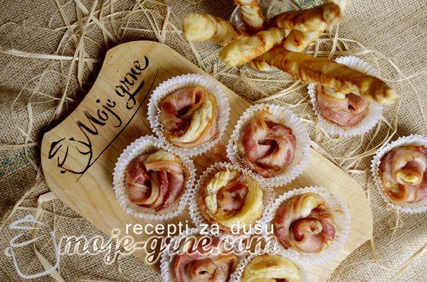 Ružice od slanine