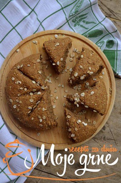 Hleb iz bavarske pekare