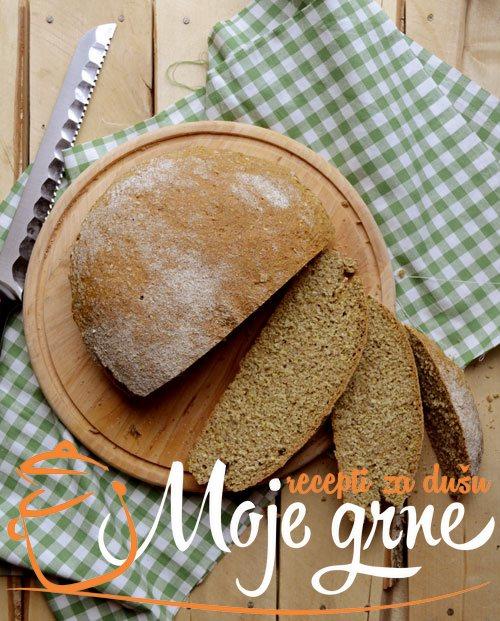 Integralno - heljdin hleb
