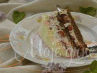 Lagana torta sa jagodama