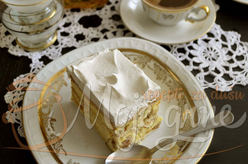 Žuti kolač