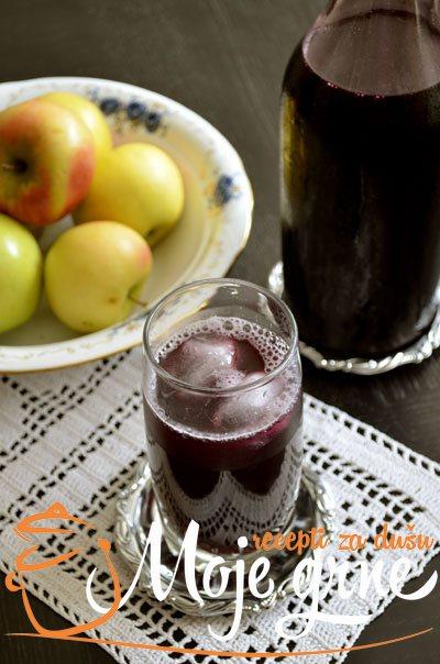 Sirup i džem od aronije