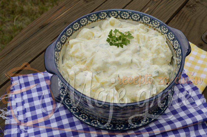 Krem salata od krompira iz ekspres lonca