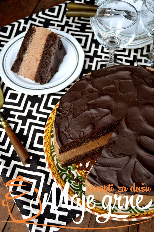 Bačoko torta