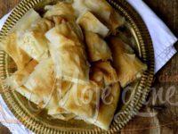 Pita od praziluka i sira