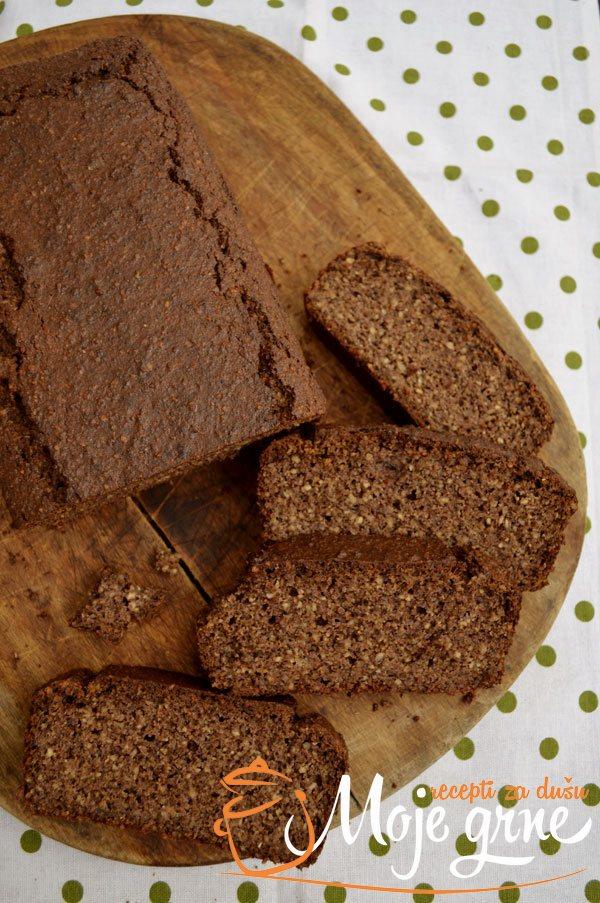 Hleb bez brašna