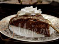 Čokoladni kolač iz gusanog tiganja