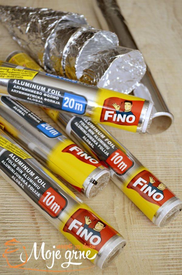 FINO aluminijumska folija