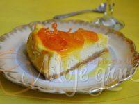 Pečeni čizkejk sa pomorandžom