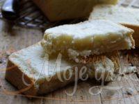 Hleb od kefir startera