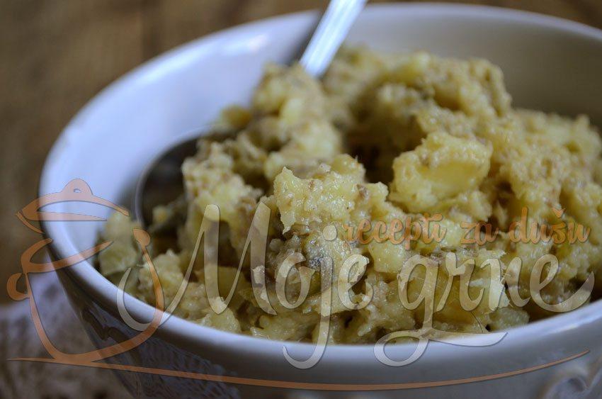 Krompir salata sa tartufima